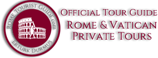 Rome Tourist Guide Logo
