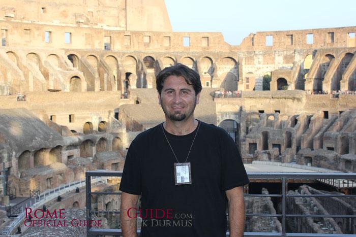 Private tour guide Rome